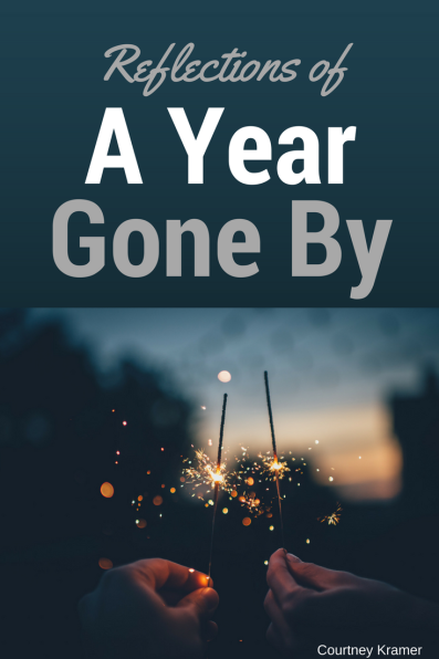 Reflections of Year Gone Bye