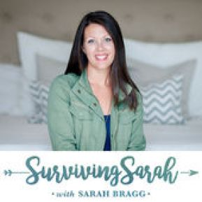 Surviving Sarah is a podcast I have been listening to on the drive to school and back. I come away feeling inspired, and excited each time.