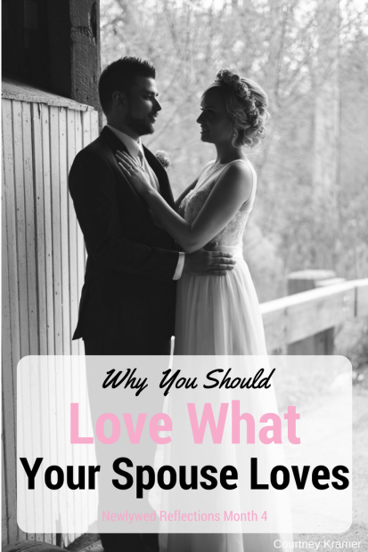 Why You Should Be Willing to Love What Your Spouse Loves