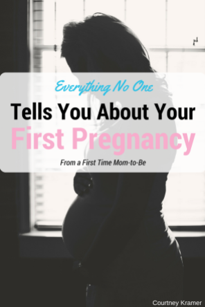 Everything No One Tells You About Your First Pregnancy
